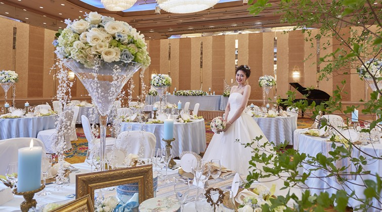 35df55285cf13 アクセス抜群のホテルで叶う格調高い結婚式多彩な会場と美味しい料理で上質なおもてなし