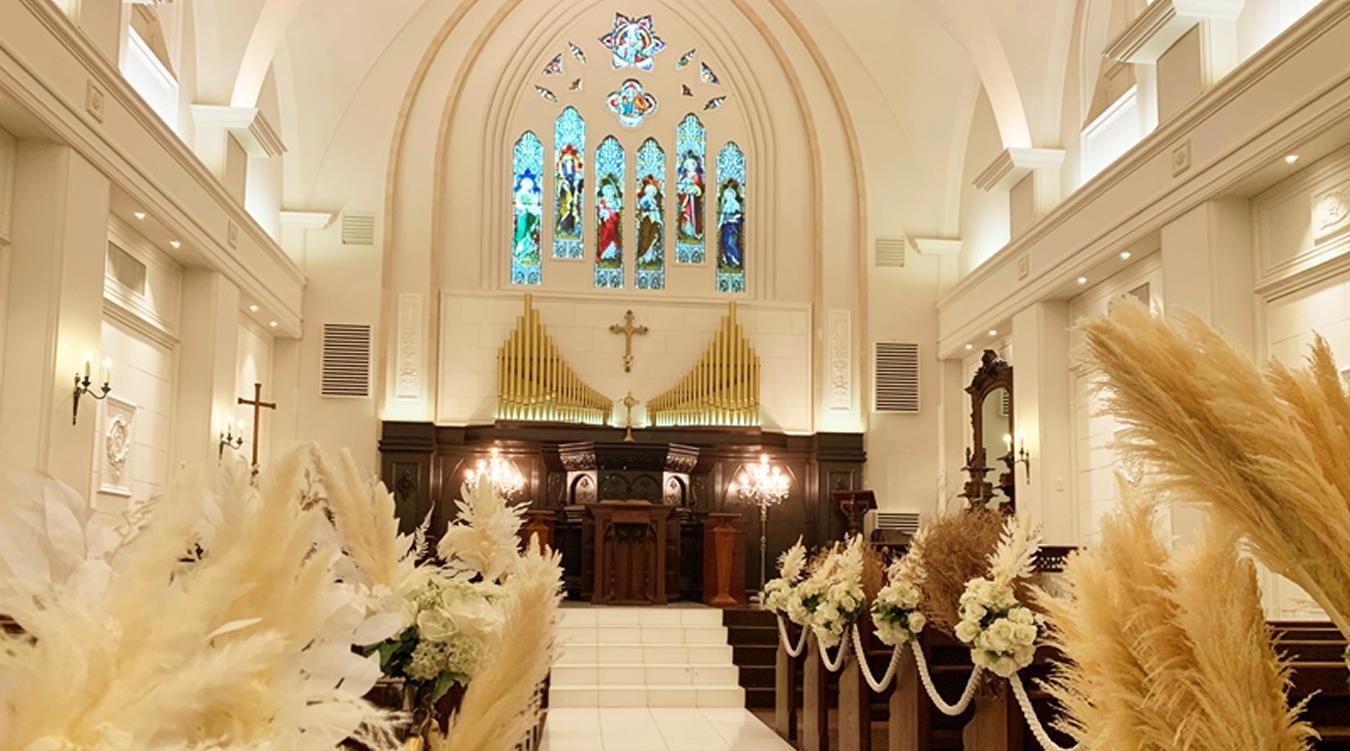 富山セント・マリー教会&迎賓館VICTORIA