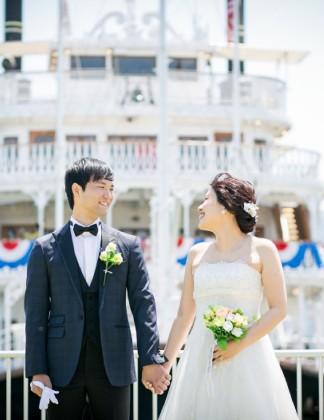 琵琶湖汽船ウェディング