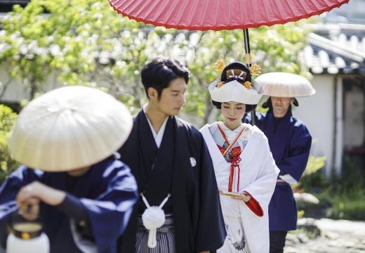 郷屋敷wedding by 婚礼屋 楓里