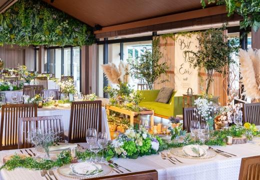 Green Resort Wedding KIKKI(長崎あぐりの丘高原ホテル)